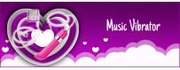 Buy Music Vibrator Sex Toys In Aurangabad | Best Female Sex Toys