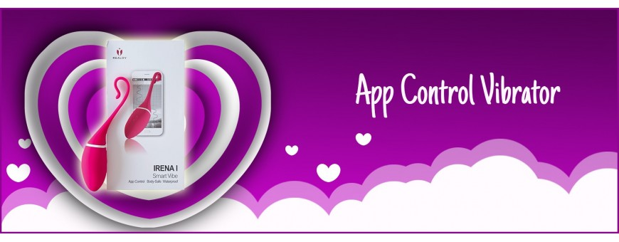 Shop For Best App Control Vibrator Online At Spicelovetoy Store